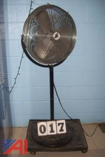 Patton Pedestal Fan