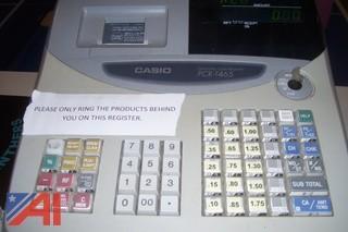 (2) Casio Cash Registers
