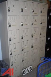 Locker units