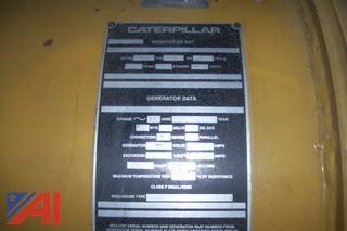 CAT 3408 Backup Genset
