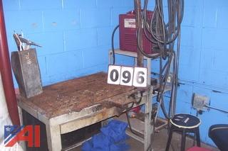 Thermal Arc Welder w/booths