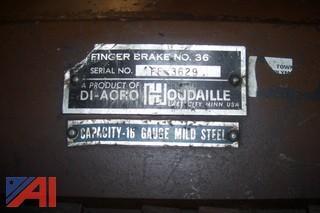 DiArco #36 finger brake