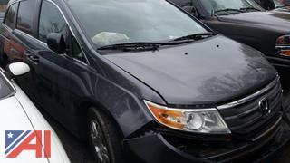2012 Honda Odessey Van