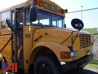2003 International Bluebird Bus