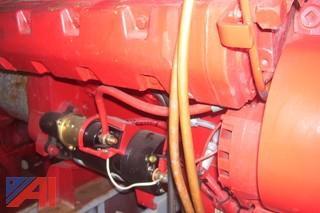 CAT 3208 Fire Pump