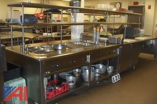 Kitchen Serving Line