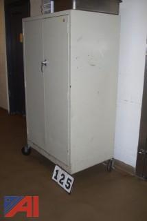 Steel Rolling Cabinet