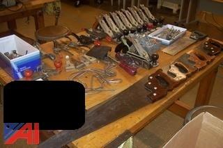 Large Lot of Woodworking Hand Tools