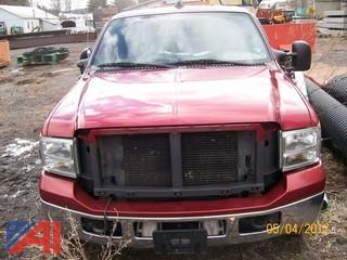 2005 Ford Excursion XLT SUV