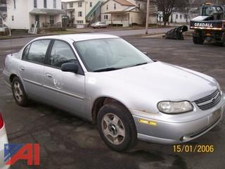 2005 Chevy Classic 4DSD