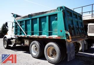 2000 Kenworth T800 Dump Truck