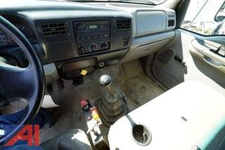 2000 Ford F650 XL Super Duty 16' Dump Body Truck