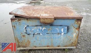 Steel Job/Gang Box & Contents