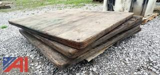 Lot Conveyor Belts, Drag Pipe and Related