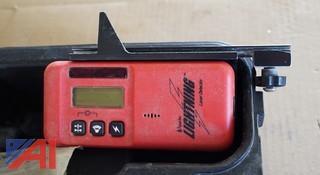 Apache Vertex Slope Laser With Detector