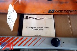 Metrotech 510 Pipe & Cable Locator System