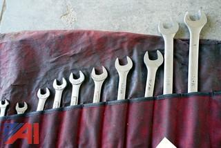 2) Sets of Metric & SAE Wrenches