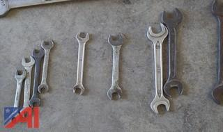 42 Piece Assorted SAE Wrenches