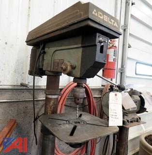 Delta Floor Model Drill Press