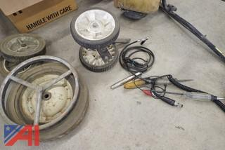 Assorted Safety Equipment & Service Parts