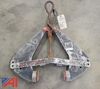Monumentall 2500Lb Lift-All Clamp