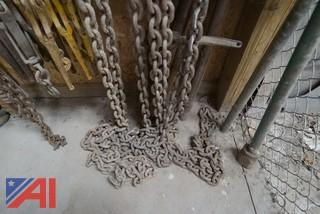 Rigging Chain & Chain Binders