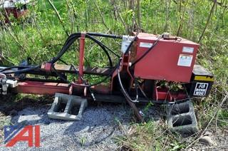 2002 SM60 Bush Hog Rotary Cutter/Side Mount Ditch Bank Mower