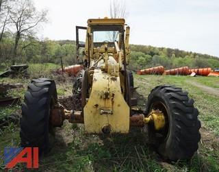 1969-72? Austin Western Super 300 6 Wheel Grader