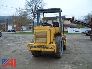 1998 Vibromax 602D Single Drum Roller