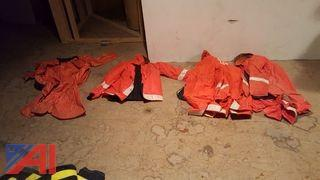 (4) Fire Police Jackets