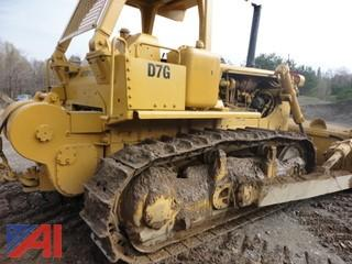 1989 Caterpillar D7G Bulldozer
