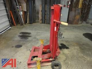 Snap On Cylinder Lift