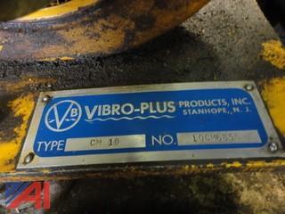 Dynapac Vibro Plus Plate Tamper