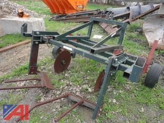 Holland Transplanter Sod Cutter