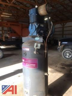 1987 Ajax Air 60 Gallon Air Compressor