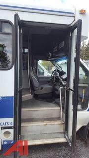 2008 Ford E450 Super Duty Bus