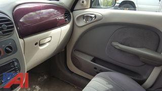 2003 Chrysler PT Cruiser 4DSD