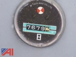 1990 Komatsu D37E Bull Dozer