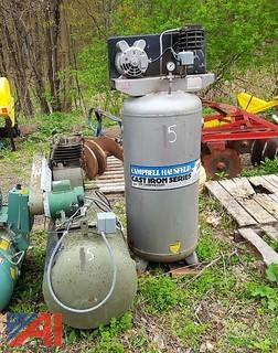 Lot of (2) Air Compressors