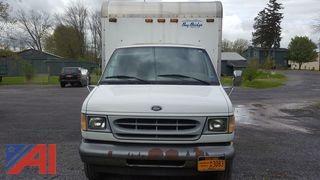 2002 Ford E-450 Super Duty Box Truck