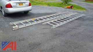 Ladder Hoist and Ladder