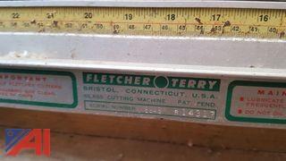 Fletcher Terry Wall Mount Glass Cutter