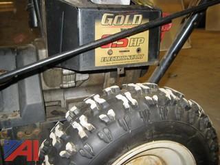 Yard Machines Gold Snowblower