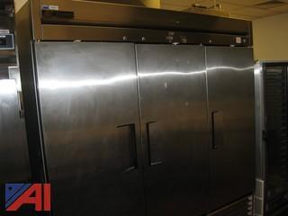 Ture 3 Door Freezer