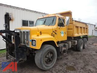 1996 International 2574  6x4 Dump Truck