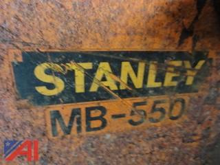 Stanley Rock Hammer