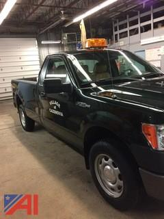 **5% BP** 2014 Ford F150 Pickup