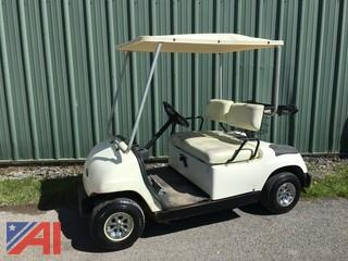 2000 Yamaha G16-A Golf Car