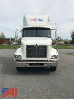 2005 International 9400i Tractor Trailer With Sleeper Cab