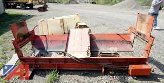HTC #1800 Hydraulic Tailgate Truck Conveyor